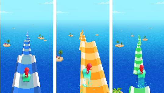 Water Race 3D MOD APK 1.6.1 (Unlimited Gems & Unlocked All)