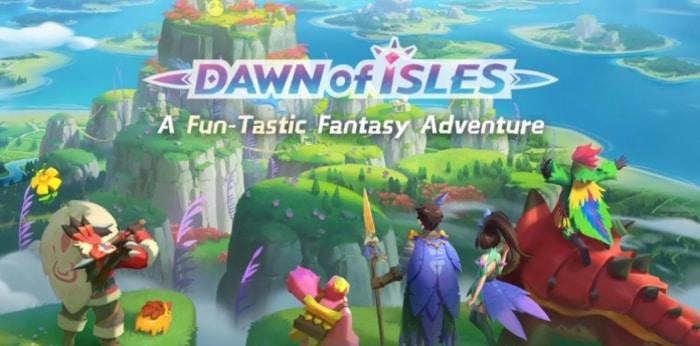 Dawn of Isles MOD APK 1.0.22 (Unlimited Crystals)
