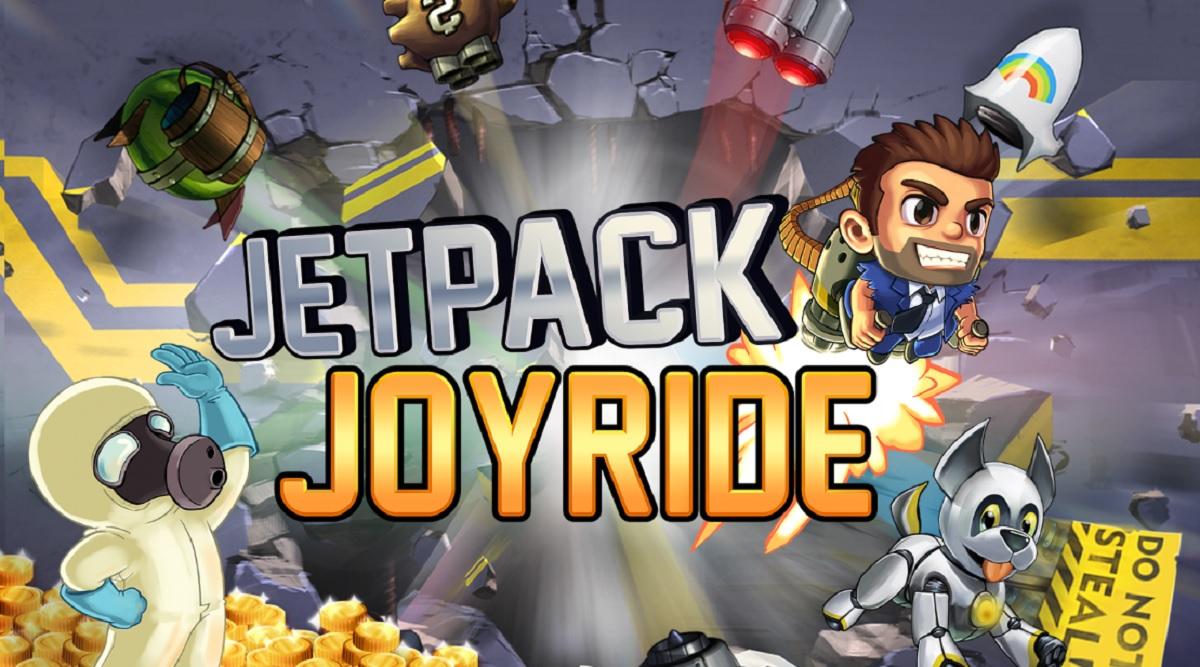 Jetpack Joyride MOD APK 1.46.1 (Unlimited Coins)