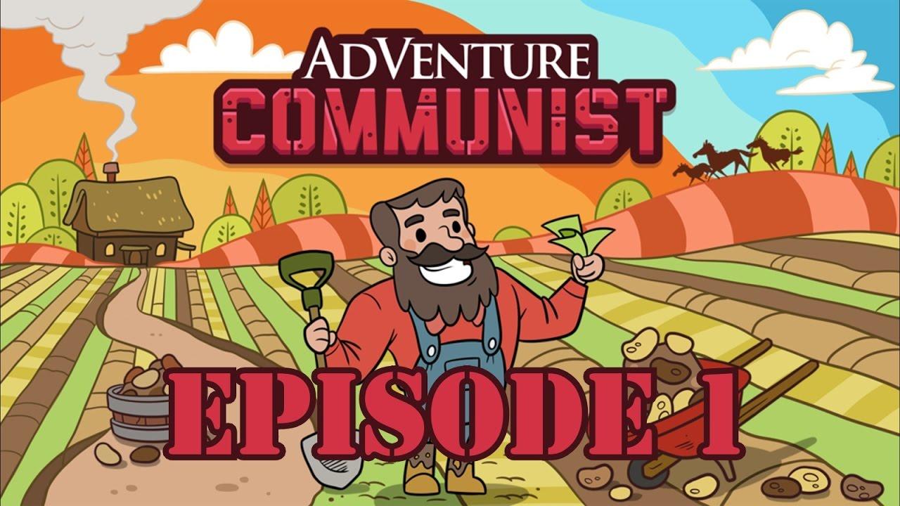 Adventure Communist MOD APK 6.2.2 (Unlimited Gold & Free Upgrade)