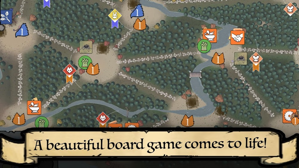 Root Board Game MOD APK 1.27.4 (Unlimited Everything)