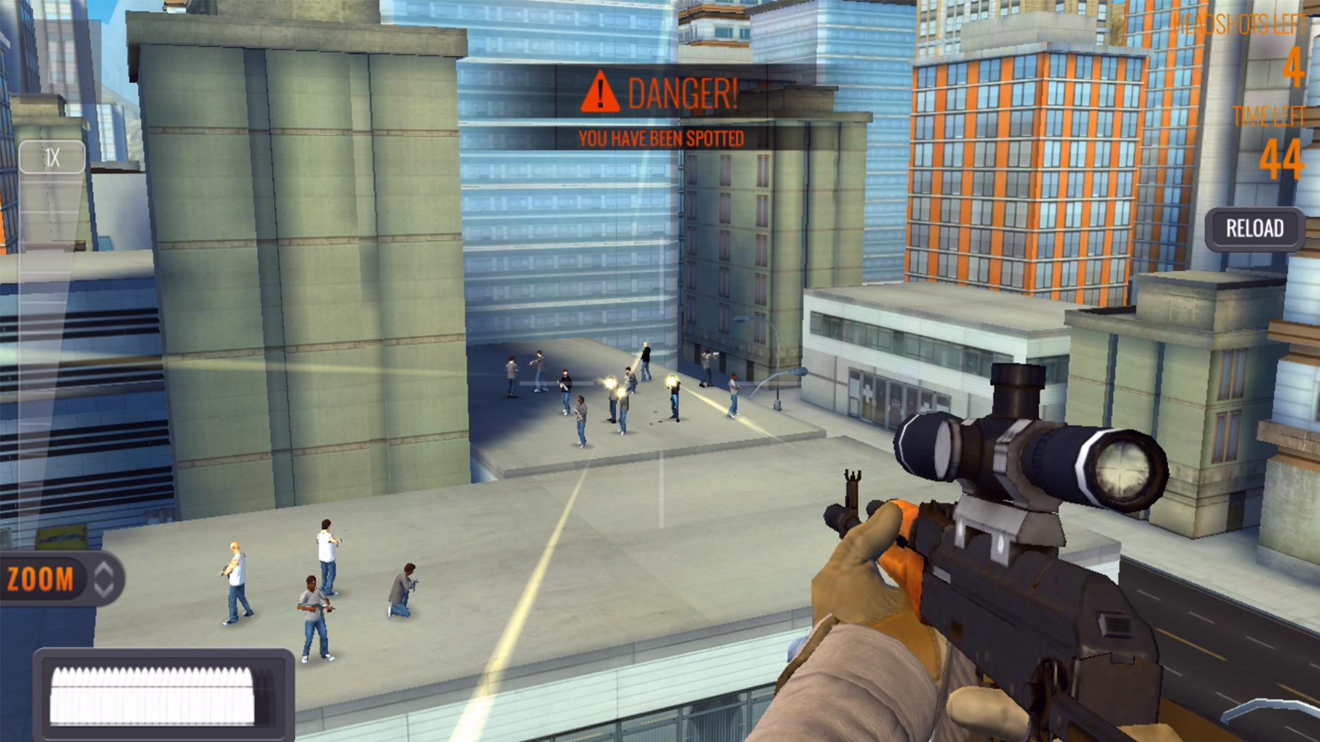 Sniper 3D MOD APK