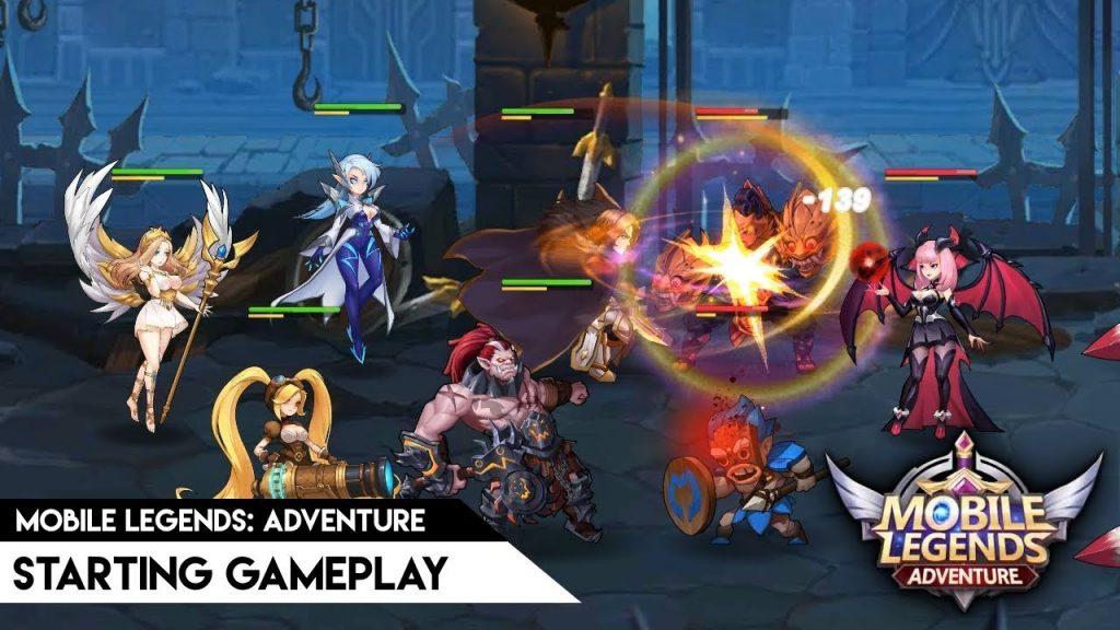 Mobile Legends: Adventure MOD APK 1.1.172 (Unlimited Money)
