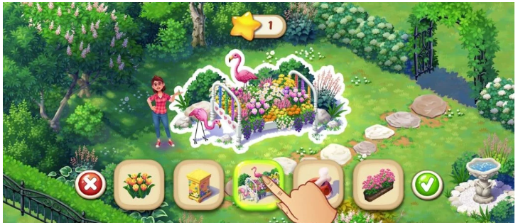 Lily's Garden MOD APK Download 1.108.0 (Unlimited Stars/Lives)