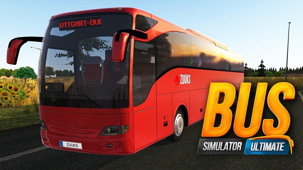 Bus Simulator: Ultimate MOD APK 1.4.2 [Unlimited Money]