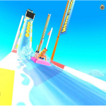 Uphill Rush Water Park Racing MOD APK 4.3.57 [Unlimited Coins]