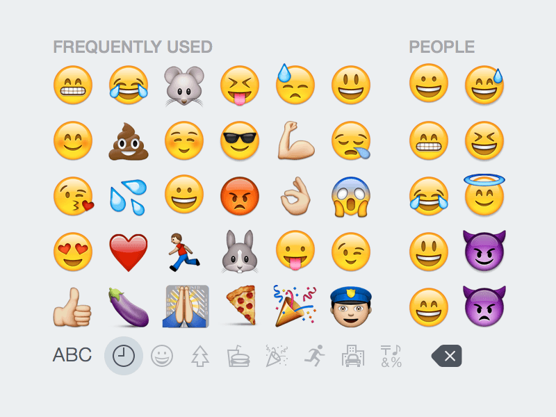 iPhone IOS Emoji Keyboard APK 1.0.8