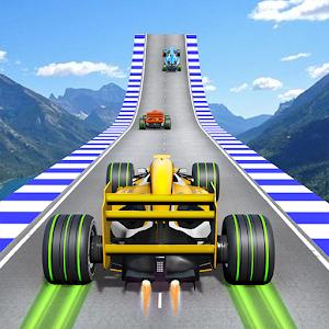Formula Car GT Racing Stunts- Impossible Tracks 3D MOD APK V3.7 – (All Levels Unlocked)
