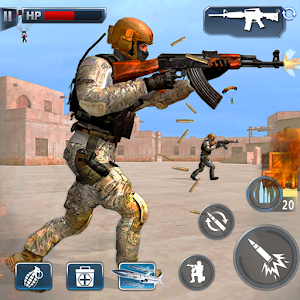 Special Ops 2021: Multiplayer Shooting Games 3D – Download APK for Android