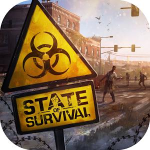 Download State of Survival: Survive the Zombie Apocalypse MOD APK V1.9.120 – (Unlimited Money)