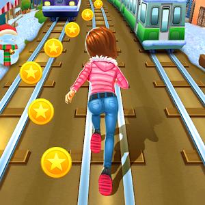 Subway Princess Runner MOD APK 5.3.4 Download (Unlimited Money)