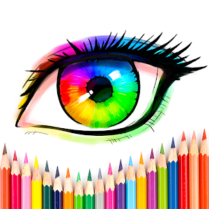 InColor – Coloring Book for Adults MOD APK V4.2.3 (Paid Features Unlocked)