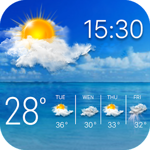 Weather forecast MOD APK Download V5.4 For Andriod (Paid)