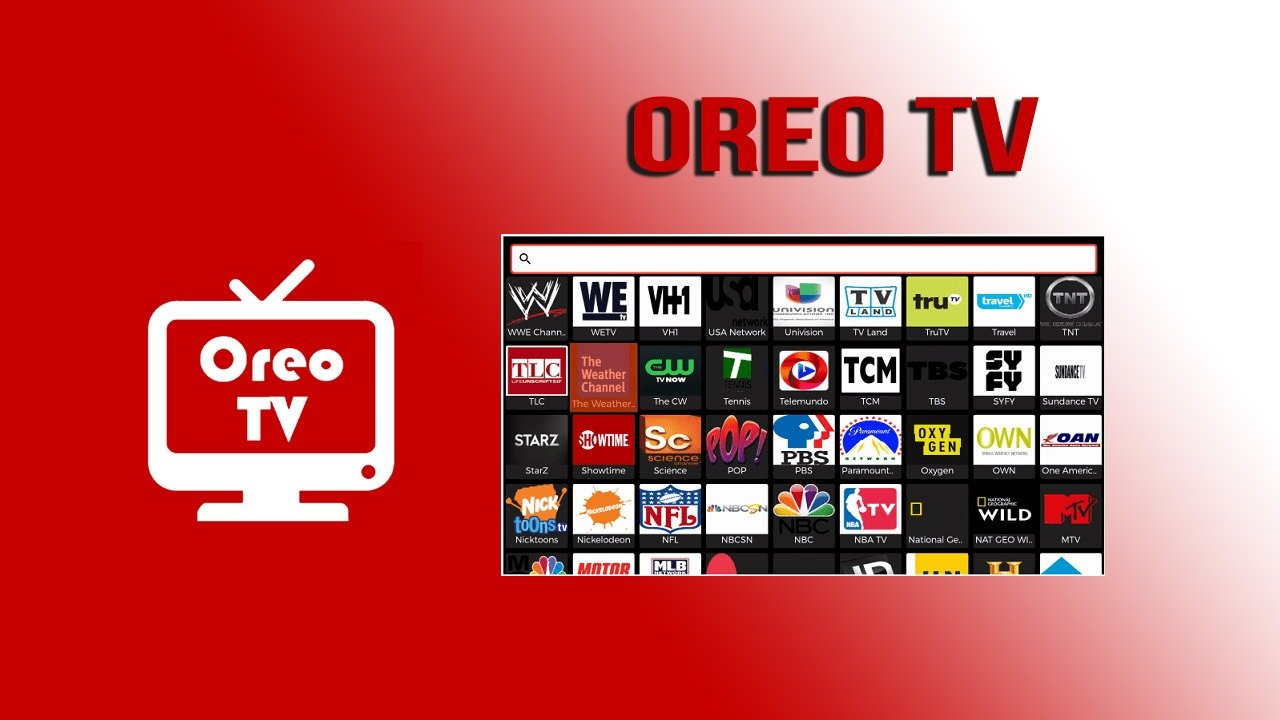 OREO TV Mod Apk 2.0.4 Download for Android (No Ads)
