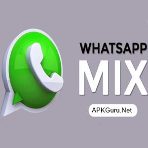 WhatsApp Mix APK Download 11.0.0 Latest Version (Updated)