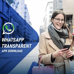 WhatsApp Transparent APK v10.20 Download