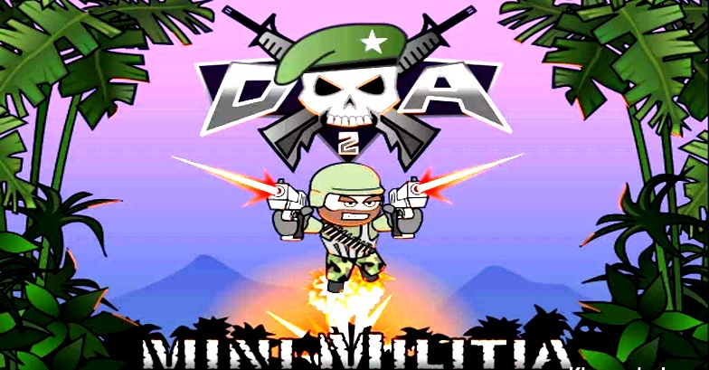 Doodle Army 2: Mini Militia Mod APK 5.3.5 Download (MOD, Unlocked)